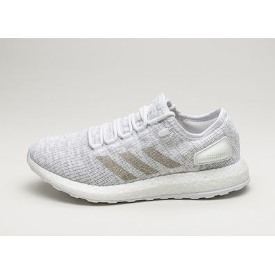 adidas PureBoost (Ftwr White / Grey One / Ftwr White) productafbeelding