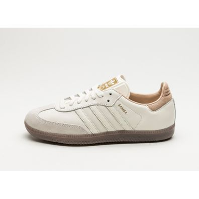 adidas Samba W (Off White / Off White / Pale Nude) productafbeelding