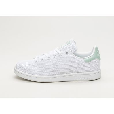 adidas Stan Smith W (Ftwr White / Ftwr White / Ash Green) productafbeelding