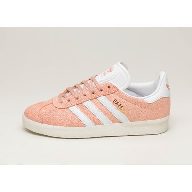 adidas Gazelle W (Clear Orange / Ftwr White / Off White) productafbeelding