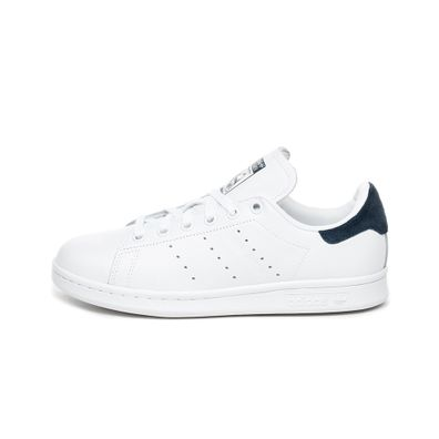 adidas Stan Smith W (Ftwr White / Ftwr White / Collegiate Navy) productafbeelding