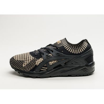 Asics Gel-Kayano Trainer Knit (Black / Black) productafbeelding