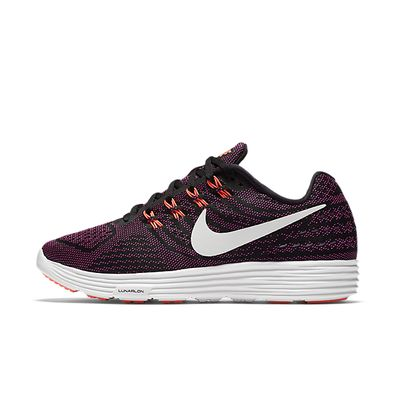 Nike Wmns Lunartempo 2 (Black / Summit White - Fire Pink) productafbeelding