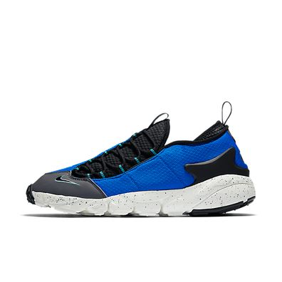 Nike Air Footscape NM (Hyper Cobalt / Black - Summit White) productafbeelding