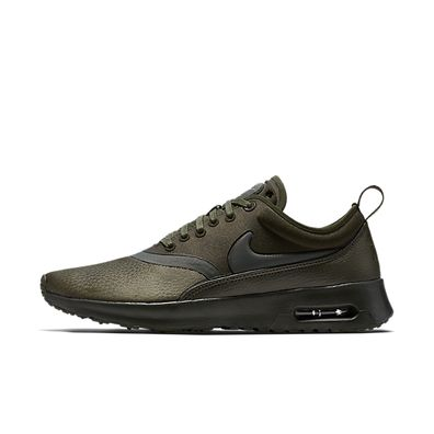 Nike Wmns Air Max Thea Ultra PRM (Sequoia / Sequoia - Medium Olive) productafbeelding