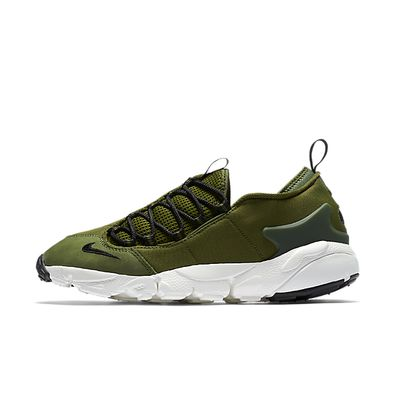 Nike Air Footscape NM (Legion Green / Black - Summit White - Black) productafbeelding