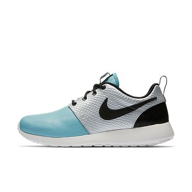 Nike Wmns Roshe One LX (Metallic Silver / Black - Mica Blue - Ivory) productafbeelding