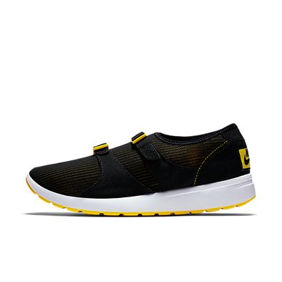 Nike Air Sock Racer OG (Black / Black - Tour Yellow - White) productafbeelding