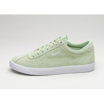 Nike Match Classic Suede (Fresh Mint / White) productafbeelding