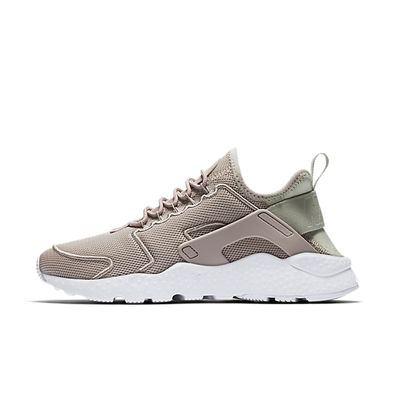 Nike Wmns Air Huarache Run Ultra BR (Pale Grey / Pale Grey - White - G productafbeelding