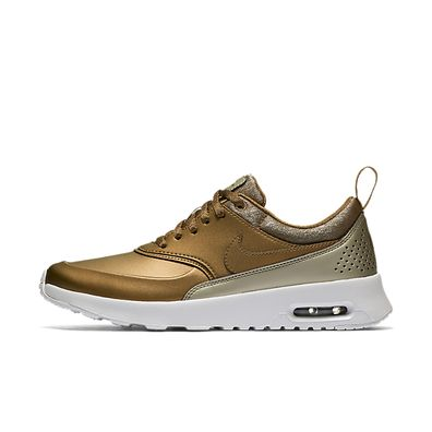 Nike Wmns Air Max Thea PRM (Metallic Field / Metallic Field - Summit W productafbeelding