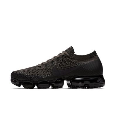 Nike Air Vapormax Flyknit (Midnight Fog / Multi - Color - Black) productafbeelding