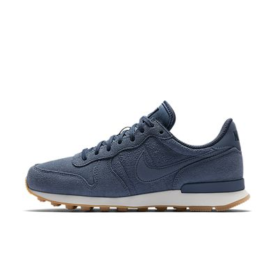 Nike Wmns Internationalist SE (Diffused Blue / Diffused Blue - Thunder productafbeelding