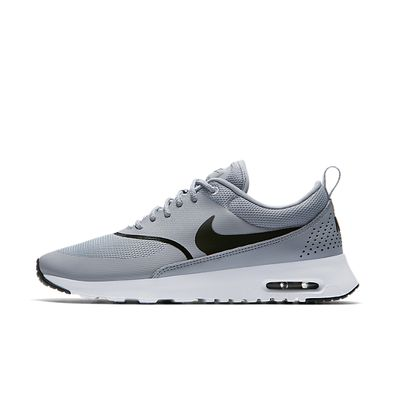 Nike Wmns Air Max Thea (Wolf Grey / Black) productafbeelding