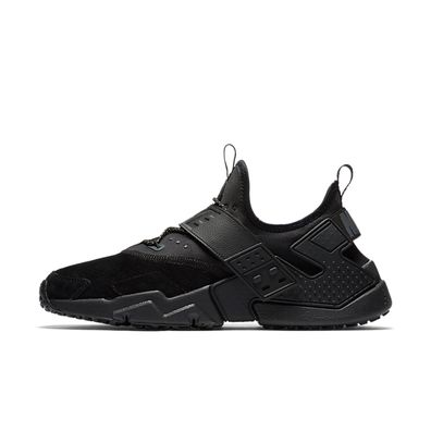 Nike Air Huarache Drift PRM (Black / Anthracite - White) productafbeelding