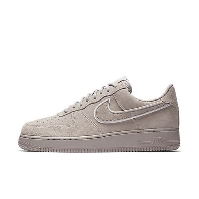 Nike Air Force 1 '07 LV8 Suede (Moon Particle / Moon Particle - Sepia productafbeelding