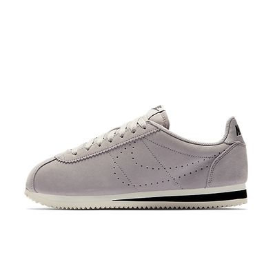 Nike Classic Cortez Suede (Atmosphere Grey / Atmosphere Grey - Black) productafbeelding