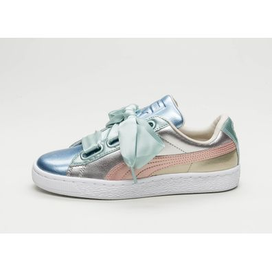 Puma Basket Heart FM *Bauble Pack* (Silver) productafbeelding