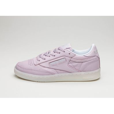 Reebok Club C 85 *On The Court* (Shell Purple / White / Light Solid Gr productafbeelding