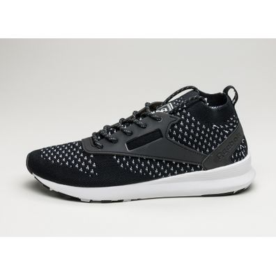 Reebok x Freebandz Zoku Runner Ultraknit IS (Black / White) productafbeelding
