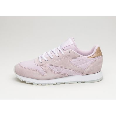 Reebok Classic Leather *Sea Worn Pack* (Purple / White) productafbeelding