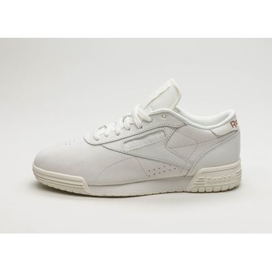 Reebok Exofit Lo Clean FBT Suede (White / Rose Gold) productafbeelding
