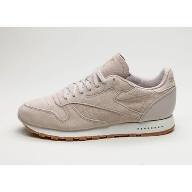 Reebok Classic Leather SG (Sand Stone / Chalk - Gum) productafbeelding