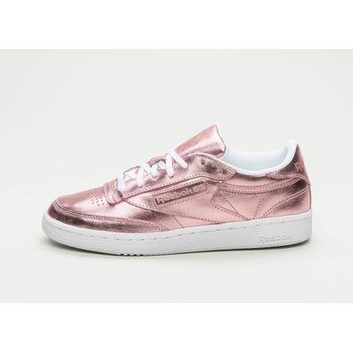 Reebok Club C 85 S SHINE (Copper / White) productafbeelding