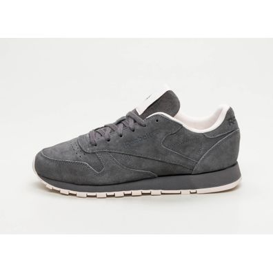 Reebok Classic Leather Tonal NBK (Ash Grey / Pale Pink) productafbeelding