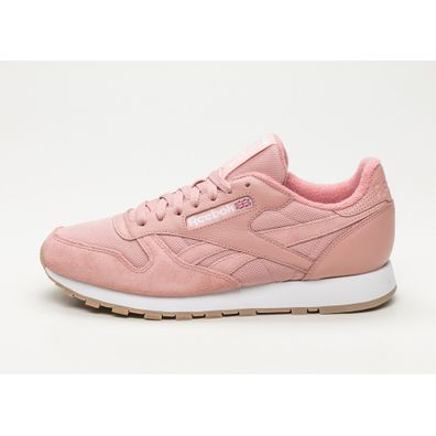 Reebok Classic Leather ESTL (Chalk Pink / White) productafbeelding