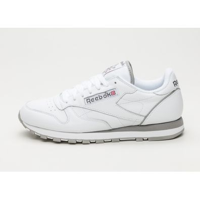 Reebok Classic Leather MU *Archive Pack* (White / Carbon / Red / Grey) productafbeelding