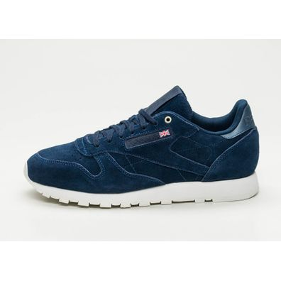 Reebok x Montana Cans Classic Leather MCC (Blue Note / Chalk) productafbeelding