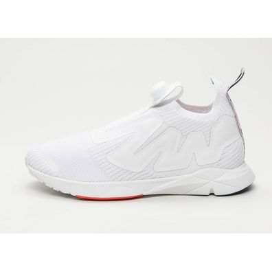 Reebok Pump Supreme Style (White / Carotene / Bunker Blue) productafbeelding
