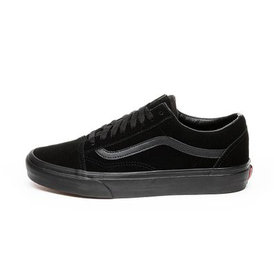 Vans Old Skool *Suede* (Black / Black) productafbeelding