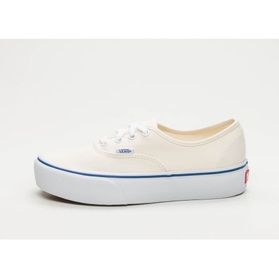 Vans Authentic Platform (Classic White / True White) productafbeelding
