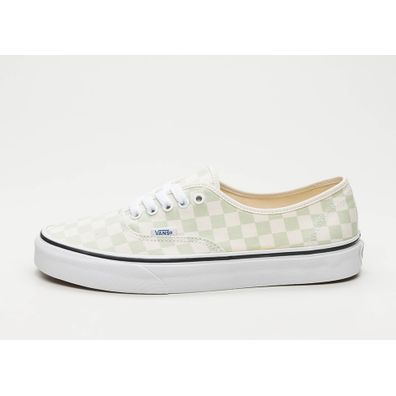 Vans Authentic *Checkerboard* (Ambrosia / Classic White) productafbeelding