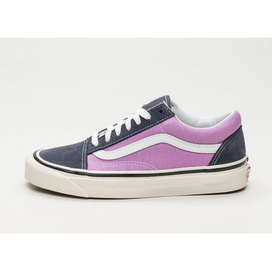 Vans Old Skool 36 DX *Anaheim Factory* (OG Navy / Lilac) productafbeelding