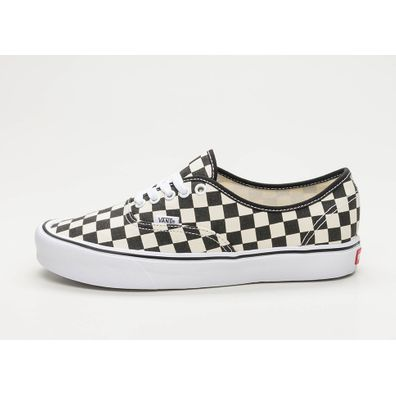 Vans Authentic Lite *Checkerboard* (Black / White) productafbeelding