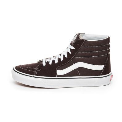 Vans Sk8-Hi (Chocolate Torte / True White) productafbeelding