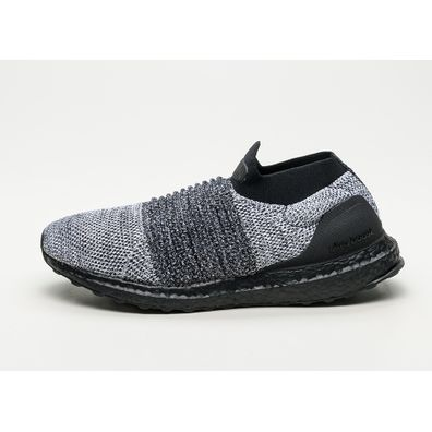 adidas Ultra Boost Laceless (Core Black / Core Black / Ftwr White) productafbeelding