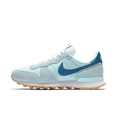 Nike Wmns Internationalist (Glacier Blue / Industrial Blue) productafbeelding