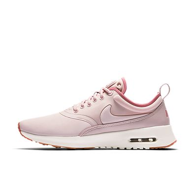 Nike Wmns Air Max Thea Ultra PRM (Silt Red / Silt Red - Red Stardust - productafbeelding