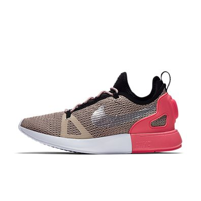 Nike Wmns Duel Racer (String / Chrome - White - Light Charcoal) productafbeelding