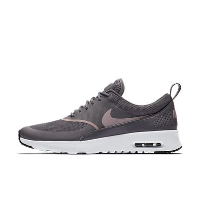 Nike Wmns Air Max Thea (Gunsmoke / Particle Rose - Black) productafbeelding