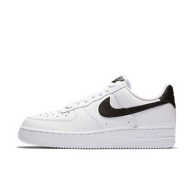 Nike Wmns Air Force 1 '07 (White / White - Black) productafbeelding