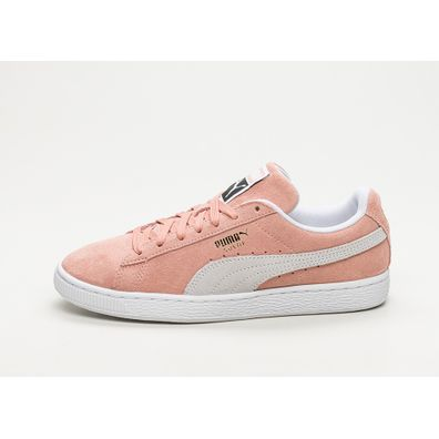 Puma Suede Classic (Muted Clay / Puma White) productafbeelding