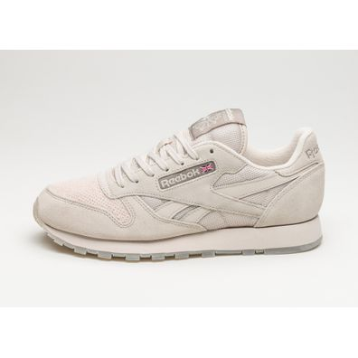 Reebok Classic Leather SM *Urban Descent* (Stucco / Beach Stone / Whit productafbeelding