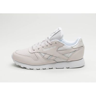 Reebok Classic Leather FBT (Lilac Ash / White / Silver Metallic / Skul productafbeelding