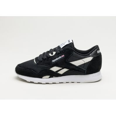 Reebok Classic Nylon FBT (Black / White / C.Blue / Electric Flash) productafbeelding