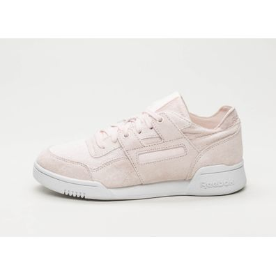 Reebok Workout Lo Plus Cold Pastel (Pale Pink / White) productafbeelding